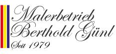 Malerbetrieb Berthold Günl